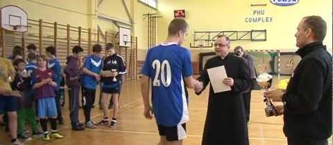 Turniej piłki nożnej ministrantów