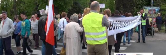 Obwodnica dla Myśliborza protest II